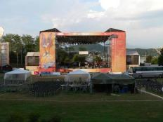 Big concert in Arona